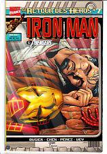IRON MAN : LE RETOUR DES HEROS    : N°  7     MARVEL FRANCE