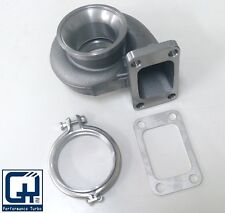 Turbine Housing For Mitsubishi TD06SL2 + Install Kit  With AR.61 / 8cm^2 / T3