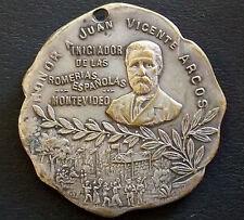 """URUGUAY SPAIN  1905 """"ROMERIAS ESPAÑOLAS MONTEVIDEO""""SPANISH HOLIDAY IN MONTEVIDEO"""