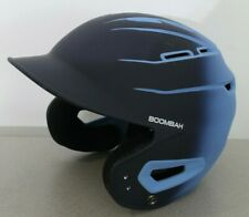 New listing Boombah Sleek Fade Batting Helmet Navy Blue Youth Junior Jr Size