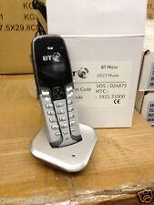 BT GAP DECT combiné supplémentaire téléphone sans fil et chargeur nouveau