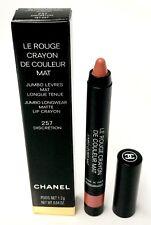 Chanel Le Rouge Crayon Mat Jumbo Lip Crayon 257 Discretion 1.2g./0.04oz.