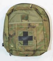 British Army Surplus Osprey  FIRST AID / MEDIC Pouch - MTP camo