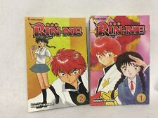Rin-ne manga volumes 1 & 2 lot anime Rumiko Takahashi English