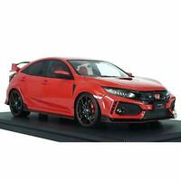 ignition model 1/18 Honda CIVIC (FK8) Type R Frame Red IG1444 EMS w/Tracking NEW