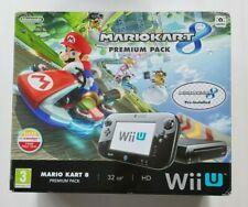 Nintendo Wii U Premium Pack Mario Kart 8 Console REPLACEMENT BOX ONLY