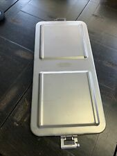 Aesculap Jk268r Full Size Sterilization Container Lid Only