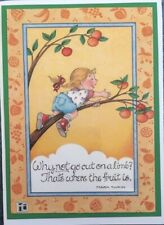 Mary Engelbreit Handmade Greeting Cards-Why Not Go Out On A Limb?