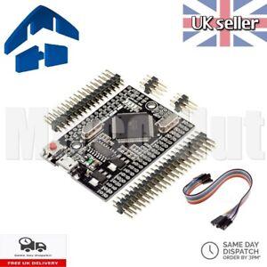 Arduino MEGA2560 Pro Embed ATmega2560 16AU Compatible Board CH340G - TESTED
