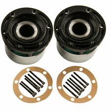 Set of 2 Locking Hubs for Nissan Pathfinder Frontier Brand New