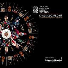 The Royal Edinburgh Military Tattoo - Kaleidoscope 2019 CD Released 20/11/2019