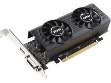 MSI Radeon RX 550 DirectX 12 RX 550 2GT LP OC 2GB 128-Bit GDDR5 PCI Express x16