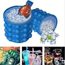 World Cup Ice Genie Cube Maker The Revolutionary Space Saving Silicone Beer Tool