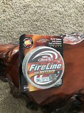 Fireline 14lb New Spool 100 Yds, Berkley , 6 Lb Diameter