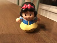 Fisher Price Little People Disney Figure Snow White (4)!