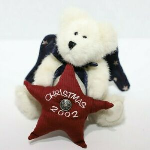 The Boyds Collection Plush Ornament - Dawn Angelstar (Christmas 2002)