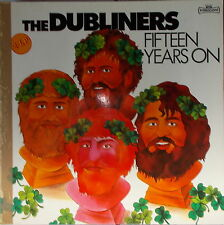 2 LPS THE DUBLINERS FIFTEEN YEARS ON  FOC,Vinyl MINT- Intercord INT 180.032