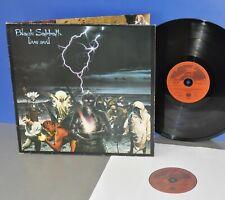 Black Sabbath Live Evil D Vertigo '83 Vinyl LP gereinigt läuft super! VG++