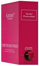 Schmetterlinge im Bauch Rosé 2017 3,0 l Bag-in-Box - Weingut Kiefer - Roséwein