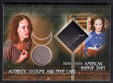 AMERICAN HORROR STORY ASYLUM Breygent COSTUME & PROP CARD #CP5 SARAH PAULSON