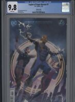 Legion of Super-Heroes #1 CGC 9.8 - Jim Cheung VARIANT COVER - 2020