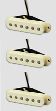 Lindy Fralin Real 54's Stratocaster pickup set Aged White-in shop pickup OK