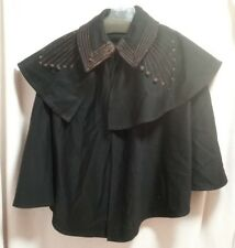 Antique Wool Lady's Victorian Cape