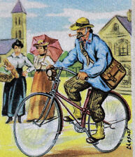 FACTEUR RURAL EN 1894 FRANCE  ENVELOPPE Premier Jour 1° FDC  Yt 1710