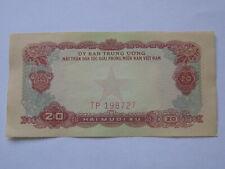 Vietnam 20 Xu 1963 (See Photos) Serial number: 198727