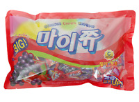 Korean Chewy Candy, High Volume CROWN MYCHEW 952g(Strawberry, Grape Mixed)