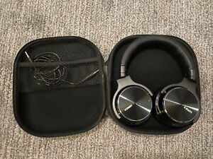 Cowin E7 Pro Wireless Bluetooth Noise Cancelling Headphones - Black (used)