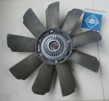 1986 Mercedes R107 560SL viscous clutch cooling fan Engine Radiator 107760