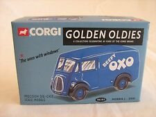 1996 Corgi Golden Oldies Morris J - OXO
