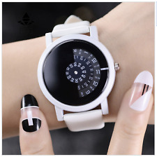 2017 Creative Design Wrist Watch Clean Plain Simple Digital Men Women Original