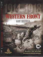 WW1 1914-18 The Western Front by Gary Sheffield 2014 vgc includes memorabilia
