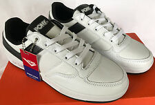 Pony Topstar Low Lo 1730281 Leather Retro Fashion Sneakers Shoes Men's 5.5 new