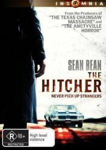 Hitcher DVD Re-Make Sean Bean - REGION 4 AUSTRALIA