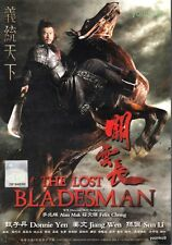 The Lost Bladesman (2011) English Sub _HK Movie DVD _ NTSC Region 0 _ Donnie Yen