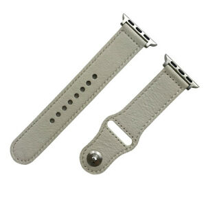 Genuine Leather Strap for Apple Watch Bracelet Smart Watch Bands Accessories NEW