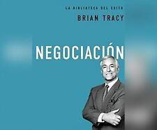 Negociación by Brian Tracy (2017, CD, Unabridged)
