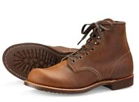 Red Wing 03343-0 Blacksmith Copper Men's Ankle Boots