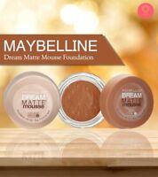 Maybelline New York DREAM MAT MOUSSE Fonds de teint 18ml