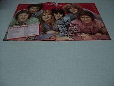 D098 IL ETAIT UNE FOIS JOELLE '1977 FRENCH CLIPPING