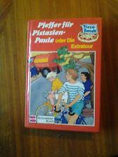 PIZZA BANDE Pfeffer für Pistazien Paule oder Die Extratour Verlag Schneider 1986