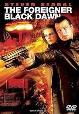 The Foreigner - Black Dawn (2006) - Dvd - Steven Seagal