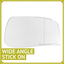 Right hand driver side for Volvo s60 2003-2006 Wide Angle wing mirror glass