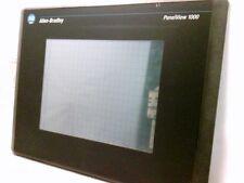 Allen-Bradley 2711-T10C20 Ser D Rev B PanelView 1000 Operator Interface Panel