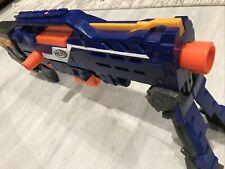Nerf Longshot CS-6 Rear Gun Blue