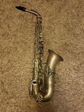 1926-27 Buescher True Tone Alto Saxophone