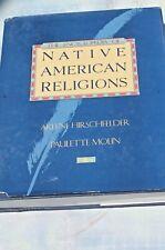Native American Religions by Arlene Hirschfelder, 1992 HC/DJ  FREE SHIPPING!